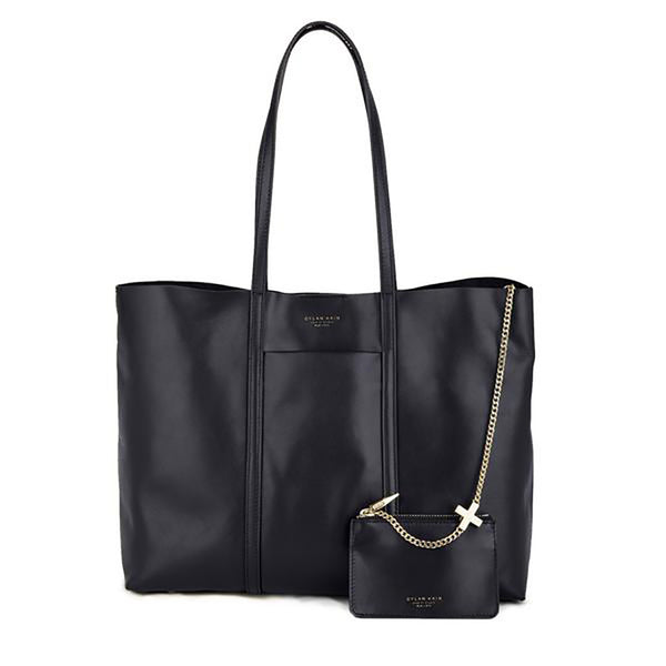 The Evangelista Tote - Light Gold