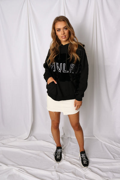 Soft Money Hoodie - Black