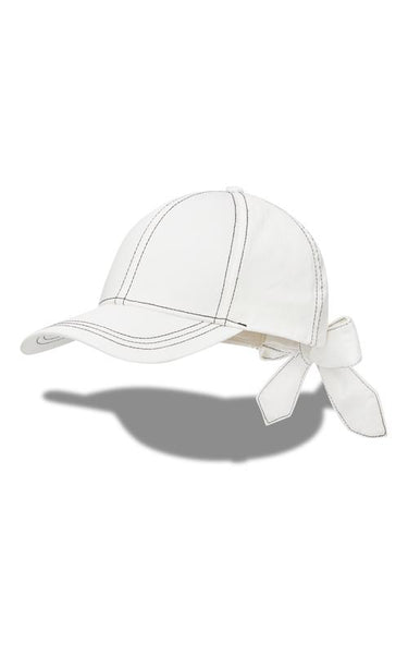 Kimberly Cap - White