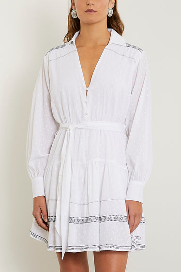 Maskia Shirt Dress