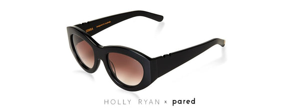 Holly Ryan X Pared Serra - Black