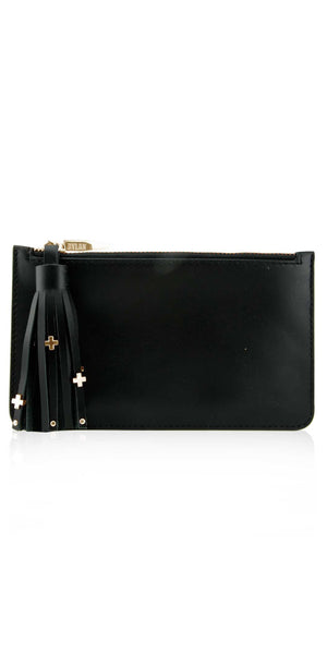 The Bowery Pouch - Light Gold