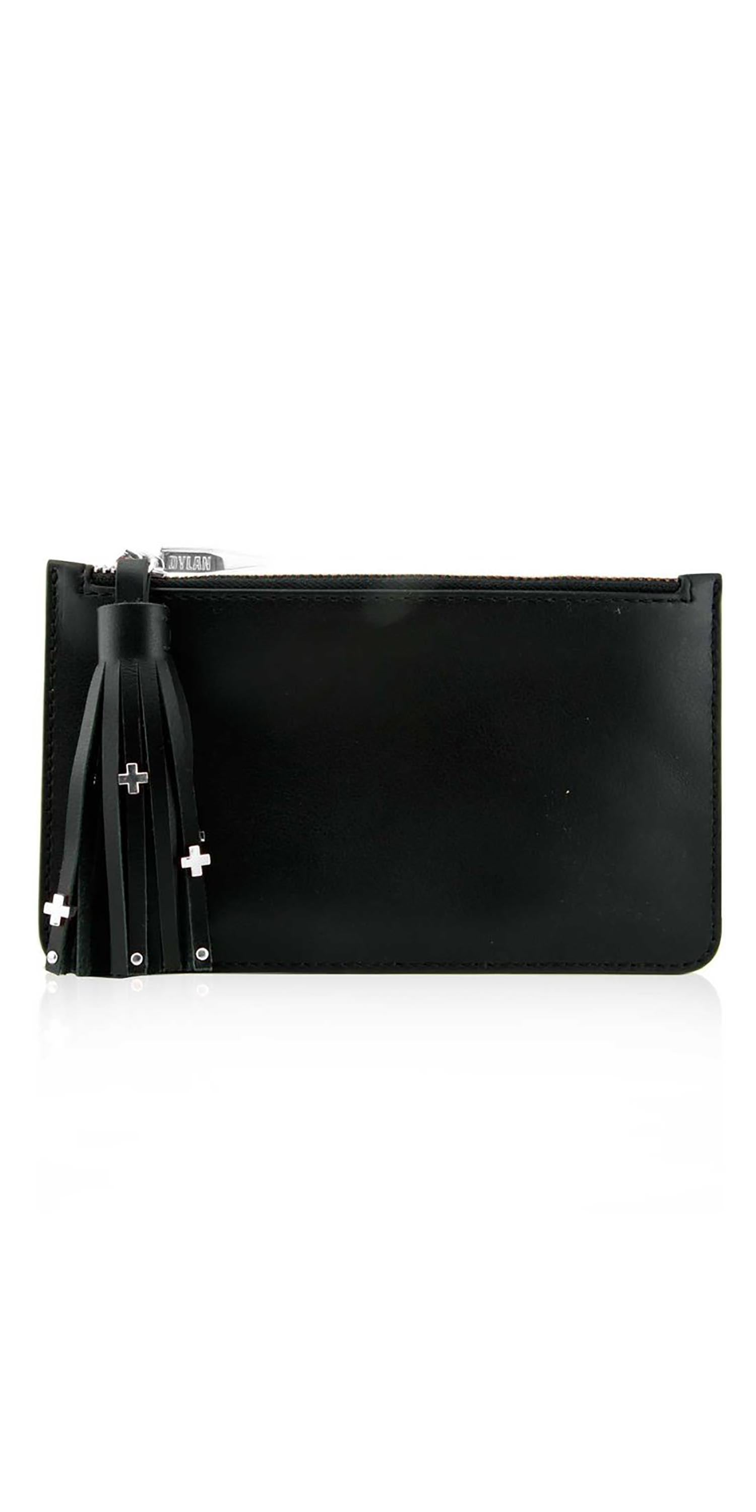 The Bowery Pouch - Silver