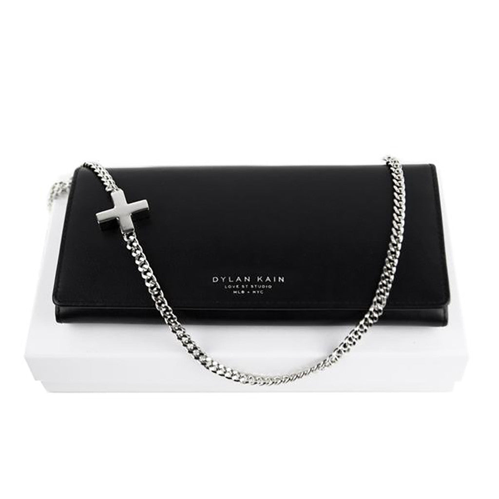 The Whitney Wallet - Silver