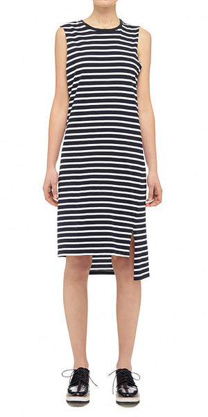 Organic Stripe Dress