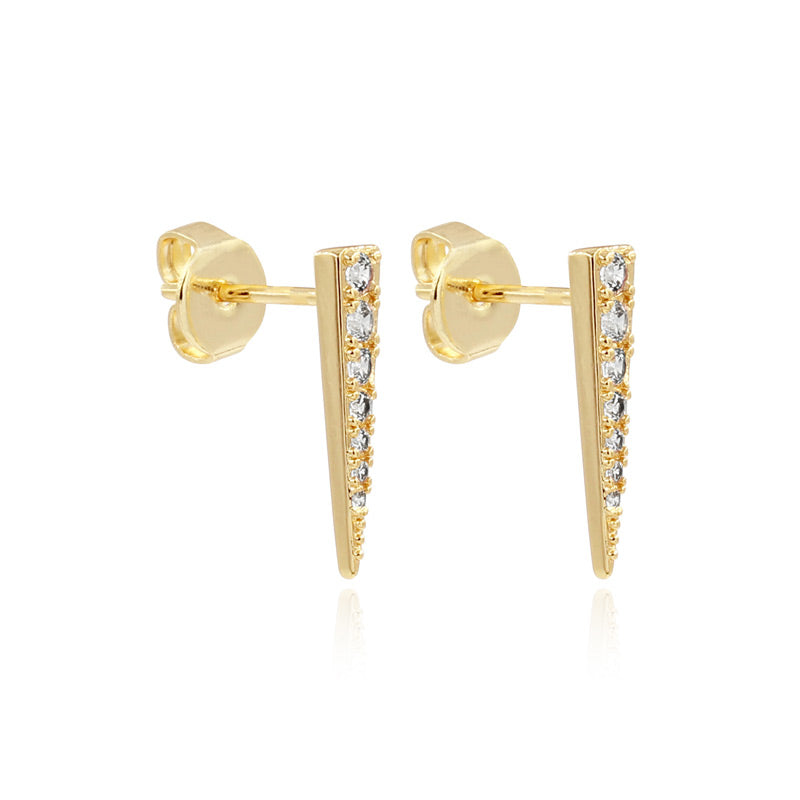 Dreamy Studs - Gold