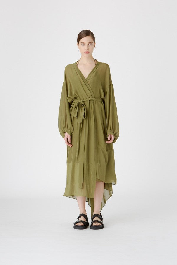 Essie Wrap Dress