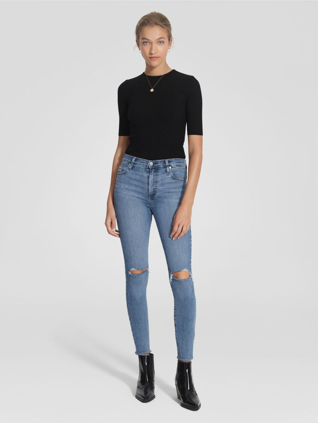 Cult Skinny Ankle - IDOLIZED