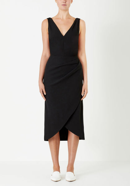 Prudence Cross Back Dress