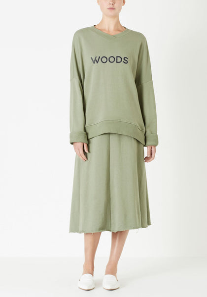 Woods Sweater - Bay