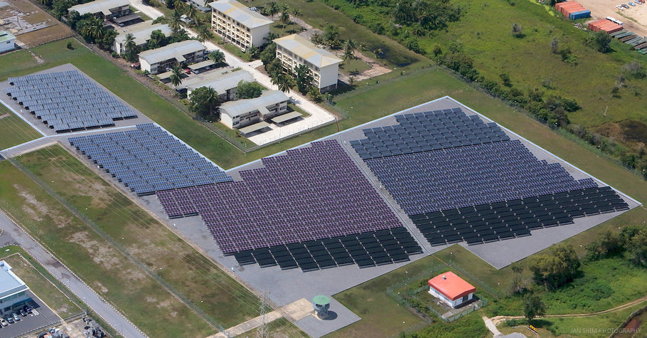 Tenaga Suria Brunei - Brunei's very own solar farm!