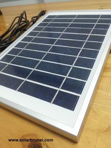 Security Floodlight 1000 LM - 2 units/lot - Everything Solar - 5