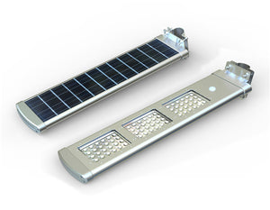 Integrated Street Light QST-P30 - Everything Solar