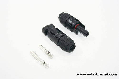 MC4 connectors - 1 pair - Everything Solar - 1