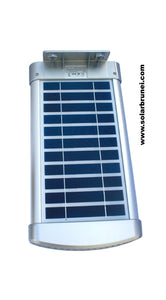 Integrated Street Light QST-P10 - 2 units/lot - Everything Solar - 4