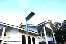 Integrated Street Light QST-P10 - 2 units/lot - Everything Solar - 8