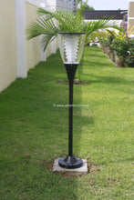 Crystal Standing Garden Light - 2 units/lot - Everything Solar - 8