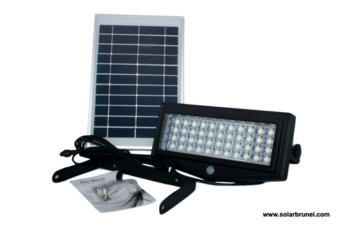 Security Floodlight 1000 LM - Everything Solar - 1
