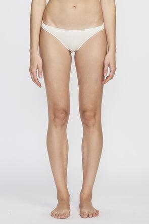 PANSY Low Rise Brief . Natural