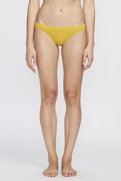 PANSY Low Rise Brief . Sunflower