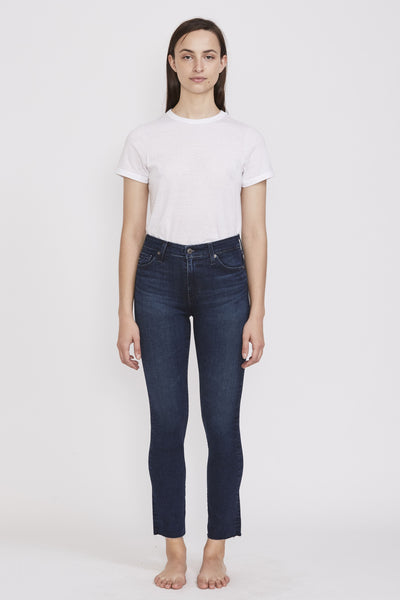 Mari High Rise Slim Straight . Valiant - Maplestore
