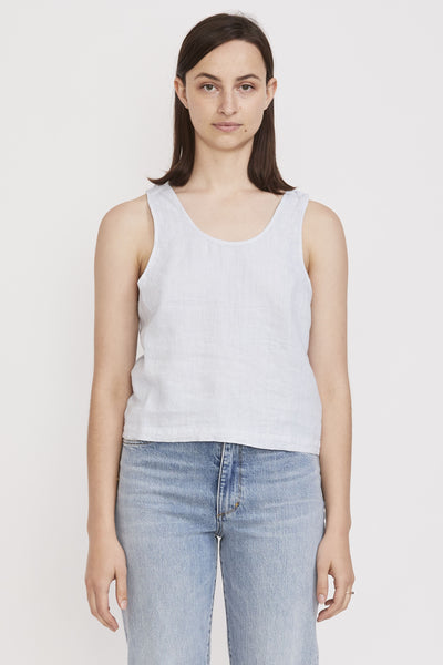 Tibtown Tank Top Azure - Maplestore