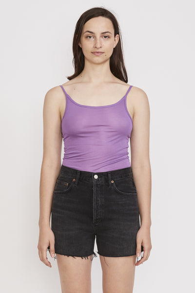 Tank Top Chay Purple - Maplestore