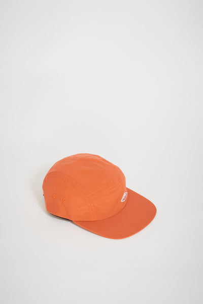 Travel Cap Orange Nylon - Maplestore