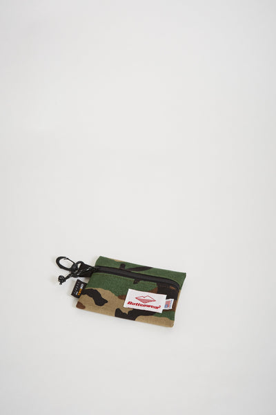 Small Zip Pouch Camo - Maplestore