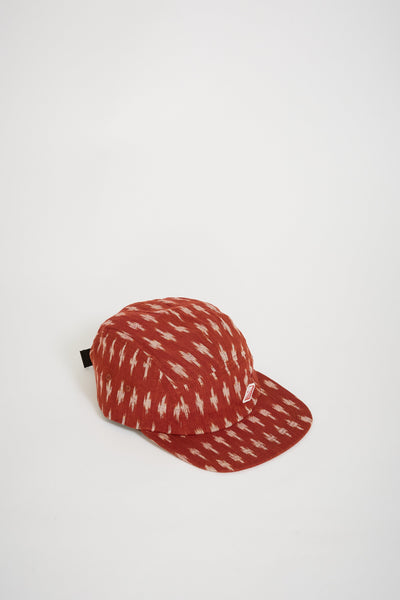 Travel Cap Clay Ikat - Maplestore