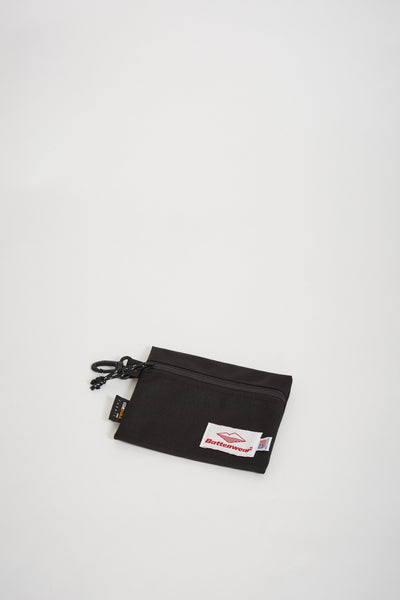 Zip Pouch Black - Maplestore