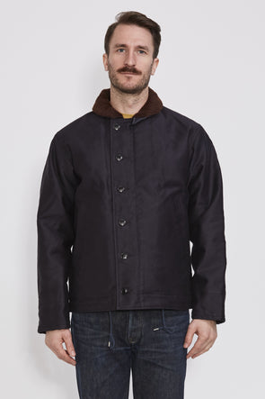 Buzz Ricksons Type N-1 Deck Jacket . Demotex Ed Navy - Maplestore