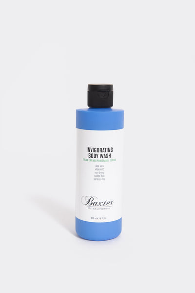 Inviorating Body Wash . Italian Lime And Pomegranate Essence - Maplestore