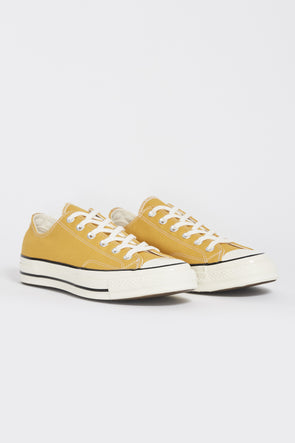 Chuck Taylor Low 70s Sunflower Yellow