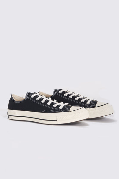 Chuck Taylor 1970S Low . Black - Maplestore