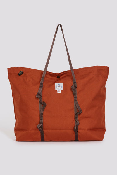 Large Climb Tote . Clay - Maplestore