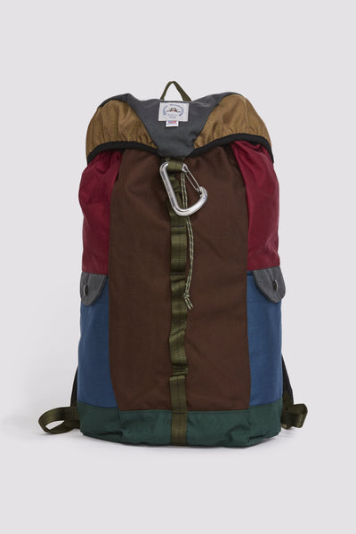 Medium Climb Pack . Steel/Coffee - Maplestore