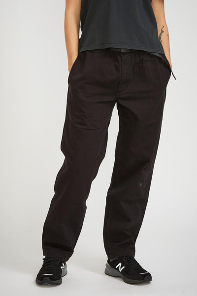 W's Gramicci Pants Black - Maplestore