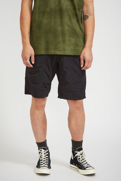Shell Gear Shorts Black - Maplestore