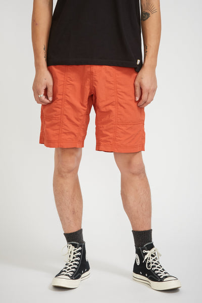 Shell Gear Shorts Terracotta - Maplestore