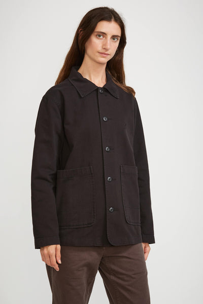 Utility Jacket Black - Maplestore