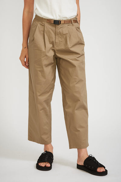 Weather Gurkha Pants Tan - Maplestore