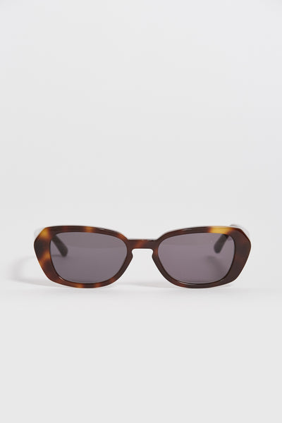 Lenny Sunglasses . Havana/Black - Maplestore