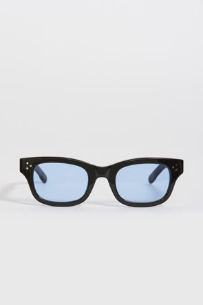 HALCYON Pepe Sunglasses . Black/Ocean - Maplestore