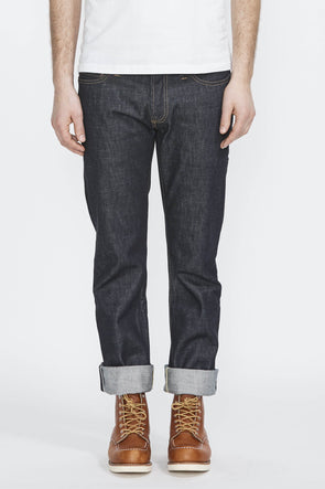 TELLASON John Graham Mellor . Slim Straight 14.75 Oz - Maplestore