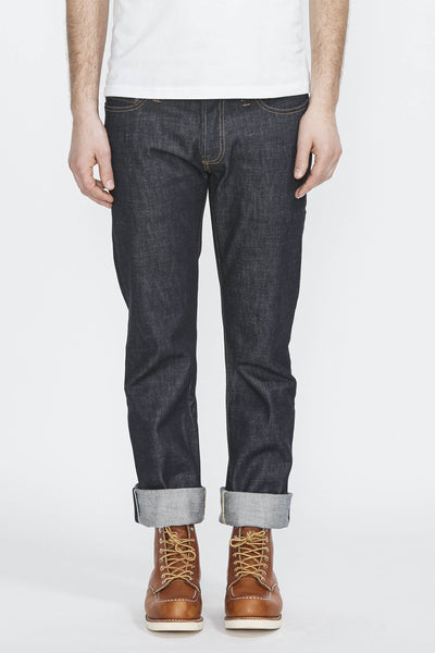John Graham Mellor . Slim Straight 14.75 Oz - Maplestore