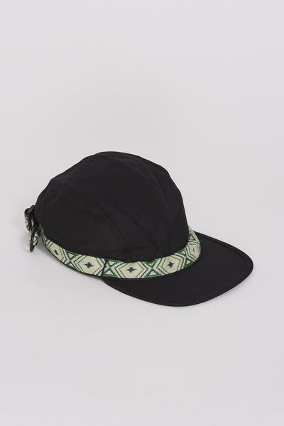 Strapcap Hat . Black - Maplestore