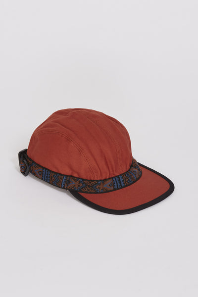 Strapcap Hat . Rust - Maplestore