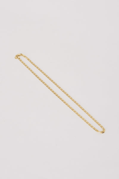 MARIA BLACK Carlo Necklace 43Cm . Gold - Maplestore