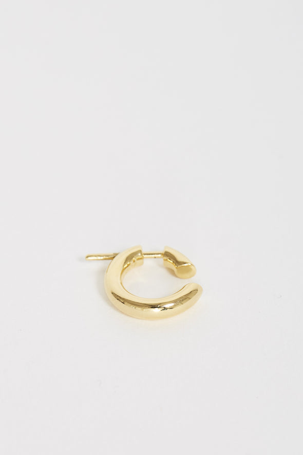 MARIA BLACK Disrupted 14 Earring Single . Gold
